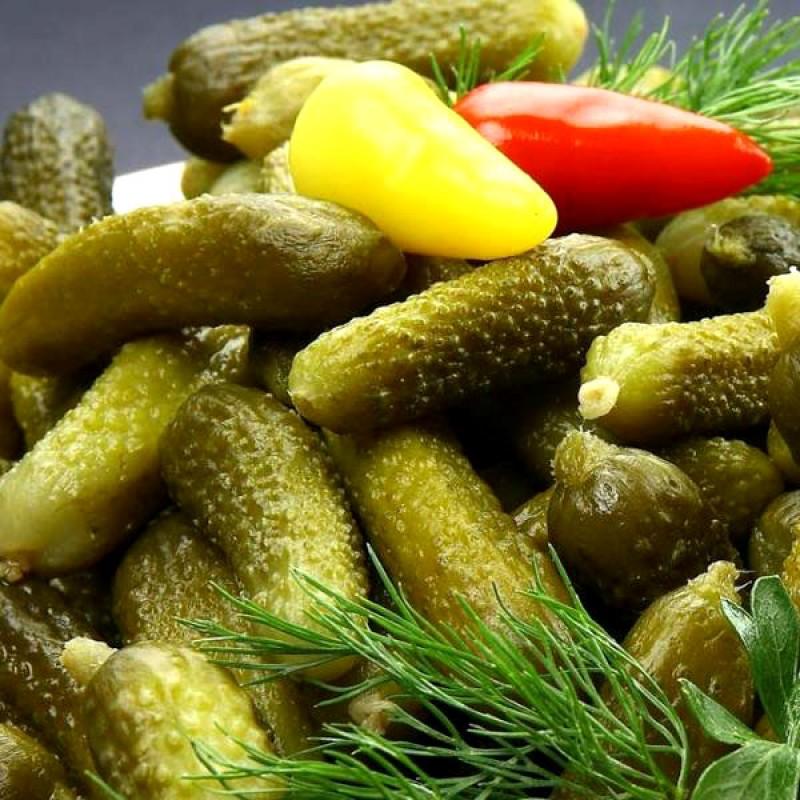 Salatalık Turşu